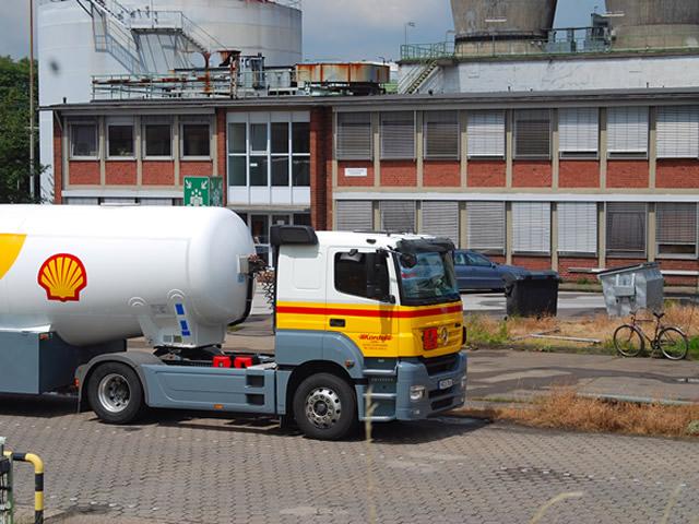 Lkw Waschanlage Köln
